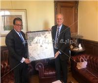 «التعليم العالي» تؤكد على أهمية التعاون بين وكالة الفضاء الفرنسية والمصرية