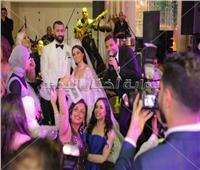 صور| رامي صبري يتألق بحفل زفاف «إسماعيل ورنيم»