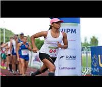 رباعي مصري في نهائي بطولة العالم للخماسي الحديث سيدات