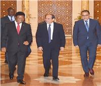 بسام راضي: السيسي يلتقي رئيس وزراء تنزانيا بقصر الاتحادية