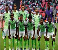 إحصائيات الشوط الأول من مباراة نيجيريا وجنوب إفريقيا
