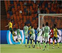 أمم إفريقيا 2019| بمساعدة «VAR».. جنوب إفريقيا تسجل هدف التعادل في نيجيريا