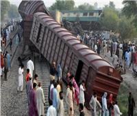 مقتل وإصابة 78 شخصا جراء تصادم قطارين في باكستان