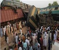 ارتفاع حصيلة ضحايا تصادم قطارين في باكستان إلى 94 قتيلا ومصابا