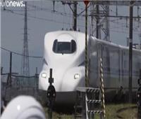 فيديو| اليابان تختبر قطار «الطلقة»