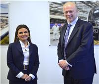 وزير النقل البريطاني: نرحب بالتعاون مع مصر في مجالات النقل