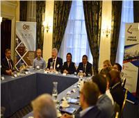 صور  الاستثمار: مصر حريصة على زيادة التعاون مع بريطانيا