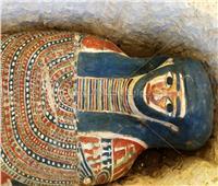 بالصور| مقبرة «سا أيست» اكتشاف جديد للبعثة المصرية بدهشور