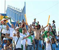 أمم إفريقيا 2019| 6 طائرات عسكرية تنقل الجماهير الجزائرية إلى مصر