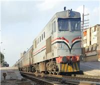 السكة الحديد تعلن موقف تأخيرات القطارات اليوم
