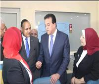 افتتاح أعمال تجديد مكتب براءات الاختراع المصري بأكاديمية البحث العلمي
