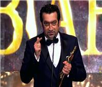 فيديو| المخرج اللبناني ميلاد أبي رعد يهدي تكريمه في مهرجان BIAF لمصر