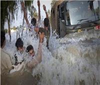 فقدان 22 شخصًا جراء الفيضانات في باكستان