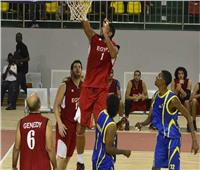 المنتخب التونسي مع منتخبي مصر وغيينا في منافسات «شان - مالي 2019» لكرة السلة