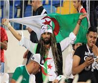 أمم إفريقيا 2019| فرحة هيستيرية لجمهور الجزائر في ملعب 5 يوليو| «فيديو»