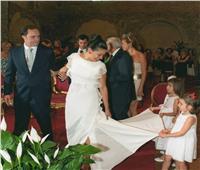 صور| ريا أبي راشد تحتفل بعيد زواجها الثامن بهذه الطريقة
