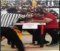مصر تفوز بالبطولة الإفريقية لمصارعة الذراعين بمالي