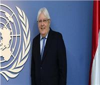 نائب وزير الدفاع السعودي يلتقي مبعوث الأمم المتحدة إلى اليمن