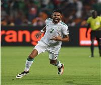 أمم إفريقيا 2019| رياض محرز: أشكر مصر والجميع يستفيد من جوارديولا
