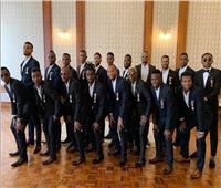 صور| رئيس مدغشقر يكرم لاعبيه لجهودهم في أمم إفريقيا 2019