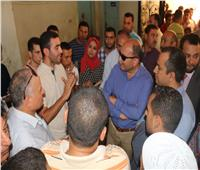 جامعة المنصورة تطلق قافلة «سنابل الخير» الطبية