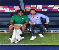 حوار| أليكس إيووبي: حصول نيجيريا على المركز الثالث أفضل من خسارة النهائي