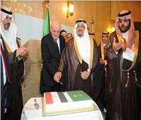 مصر تحتفل في الرياض بالذكرى الـ٦٧ لثورة يوليو