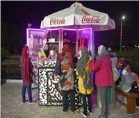 «الكاش كول وضيق المساحة».. أهم ملاحظات المواطنين على شارع ٣٠٦ بطنطا