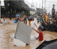 ارتفاع عدد ضحايا الفيضانات والانهيارات الأرضية في نيبال إلى 83 شخصا