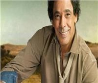 محمد منير يطرح البوستر الدعائي لـ «مهموم»