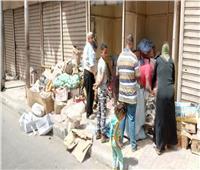 غلق 36 باكية في عامود السواري بالإسكندرية لعدم سداد مستحقات الدولة