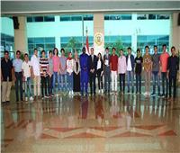 تكريم الطلاب الأوائل خريجي مبادرة «مبرمجي المستقبل»