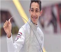 المصري محمد حمزة يتأهل إلى دور الـ64 الرئيسي في بطولة العالم لسلاح الشيش