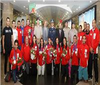 أبطال خُماسي «القوات المسلحة» يحصدون ثلاث ميداليات في بطولة العالم