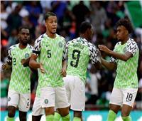 أمم إفريقيا 2019| نيجيريا تتفوق على تونس في الشوط الأول