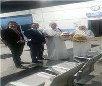 «مصر للطيران» تسير 12 رحلة جوية لنقل حجاج القرعةالخميس