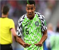 مدافع منتخب نيجيريا: «لعبنا في ملاعب مميزة والإقامة في مصر مبهجة»