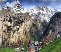 بلدة سويسرية تعرض منازل للبيع مقابل فرنك واحد