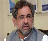 اعتقال رئيس وزراء باكستان السابق خاقان عباسي