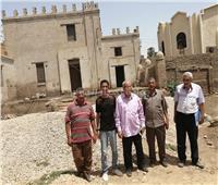 صور| الآثار تسترد مبنى أثري كان مؤجرًا بجنيه وستون قرشًا لمدة 79 عامًا بنجع حمادي