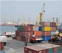 بالأرقام| وصول 284 ألف طن بضائع لميناء الإسكندرية