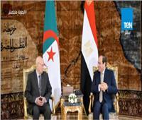 فيديو| راضي: الرئيس الجزائري يشيد بدور مصر برئاستها للاتحاد الإفريقي