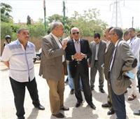 صور|محافظ الجيزة: تفعيل القانون بحزم والتصدي لأي مخالفة بهضبة الأهرام