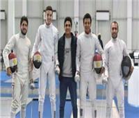 المصري «أحمد الصغير» يتأهل لدور الـ32 ببطولة العالم للسلاح