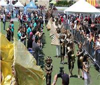 صور|للمرة الأولى.. كندا تحتفل بشهر الحضارة المصرية