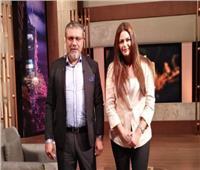 السبت.. هنادي مهنا مع عمرو الليثي في «واحد من الناس»