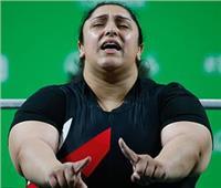 «راندا محمود» تفوز ببرونزية بطولة العالم لرفع الأثقال البارالمبية