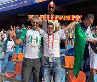 نهائي أمم إفريقيا 2019| جماهير الجزائر تتوافد على ستاد القاهرة «صور وفيديو»