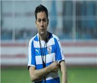 خالد جلال يوجه رسالة للاعبي الزمالك قبل مواجهة الجونة