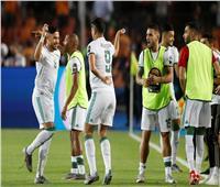 أمم إفريقيا 2019| الجزائر تنهي الشوط الأول بالتقدم على السنغال بهدف نظيف